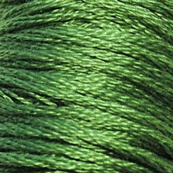 DMC Embroidery Thread/ 988 MD Forest Green