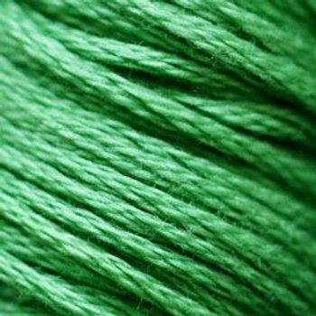 DMC Embroidery Thread/ 702 Kelly Green
