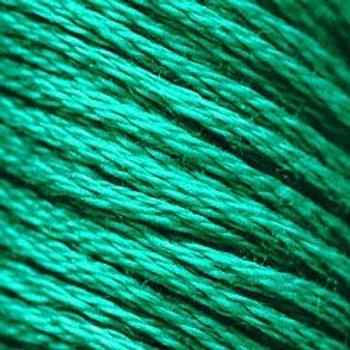 DMC Embroidery Thread/ 3850 DK Bright Green