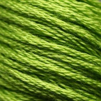 DMC Embroidery Thread/ 907 LT Parrot Green