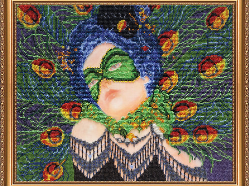 Bluebird Embroidery Kit