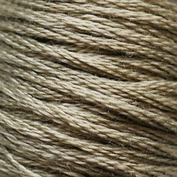 DMC Embroidery Thread/ 642 DK Beige Gray