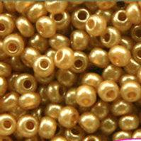 Preciosa Rocaille Beads Colour: 17783