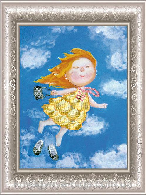 Flying in the Sky – Kniaginia Olga, Ukraine
