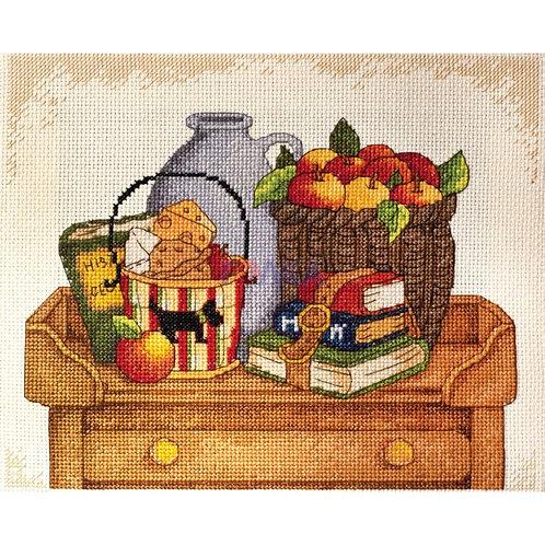 September, Abris Art, embroidery kit