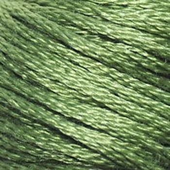DMC Embroidery Thread/ 3364 Pine Green