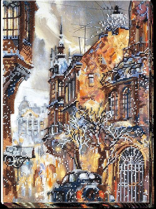 December Snowing