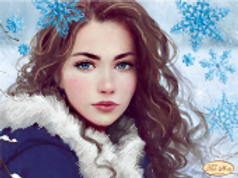 Lady Winter – Tela Artis, Ukraine
