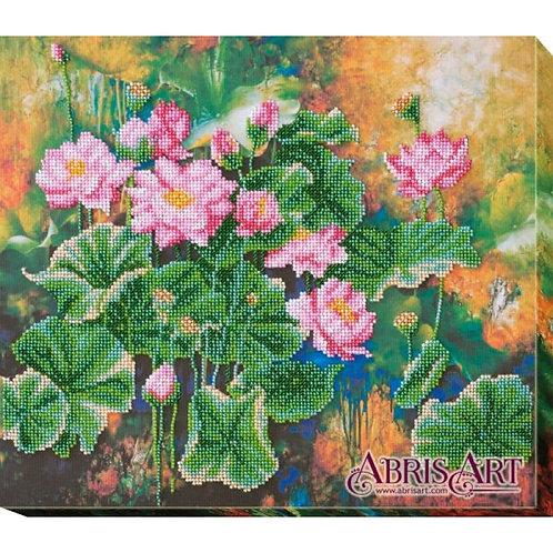 Lotuses - Abris Art, Ukraine