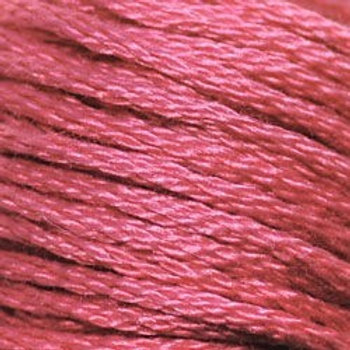 DMC Embroidery Thread/ 3731 V DK Dusty Rose