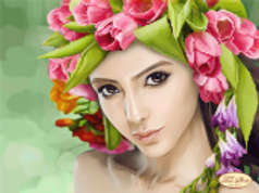 Lady Spring – Tela Artis, Ukraine