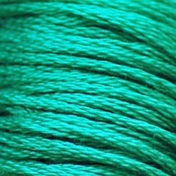 DMC Embroidery Thread/ 3851 LT Bright Green