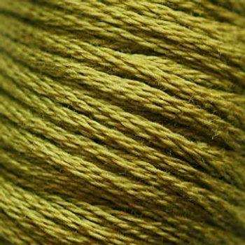 DMC Embroidery Thread/ 732 Olive Green