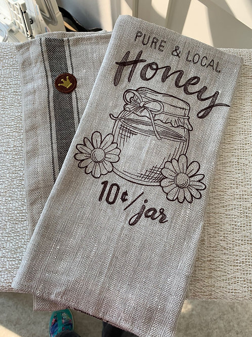 Kitchen Towel - Food Market