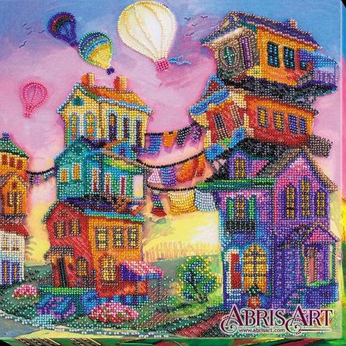 Under the Colored Skies - Abris Art, Ukraine