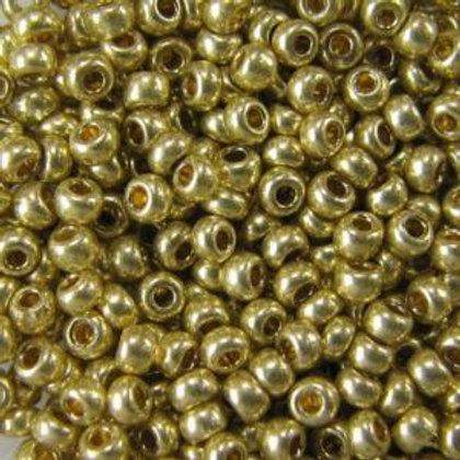 Preciosa Rocaille Beads Colour: 18151