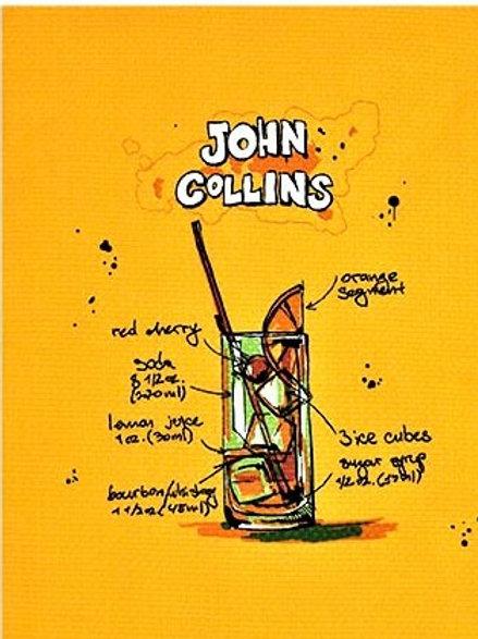 Kitchen Towel - John Collins