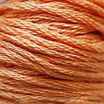 DMC Embroidery Thread/ 402 V LT Mahogany