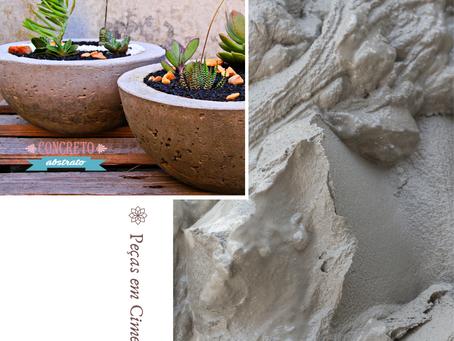 Mantenha seus vasos de concreto sempre lindos