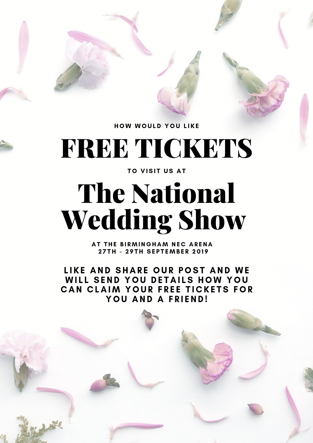 National wedding show Birmingham