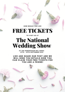 National wedding show Birmingham