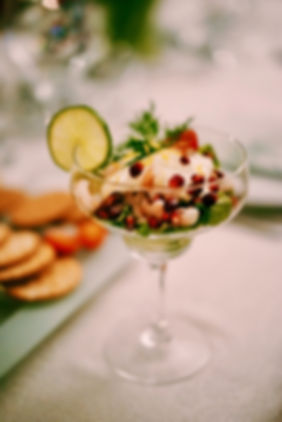 Stylish dessert, private venue hire South Wales