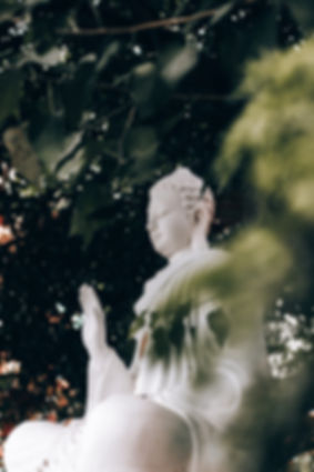 Buddah statue, Corporate Retreats Wales