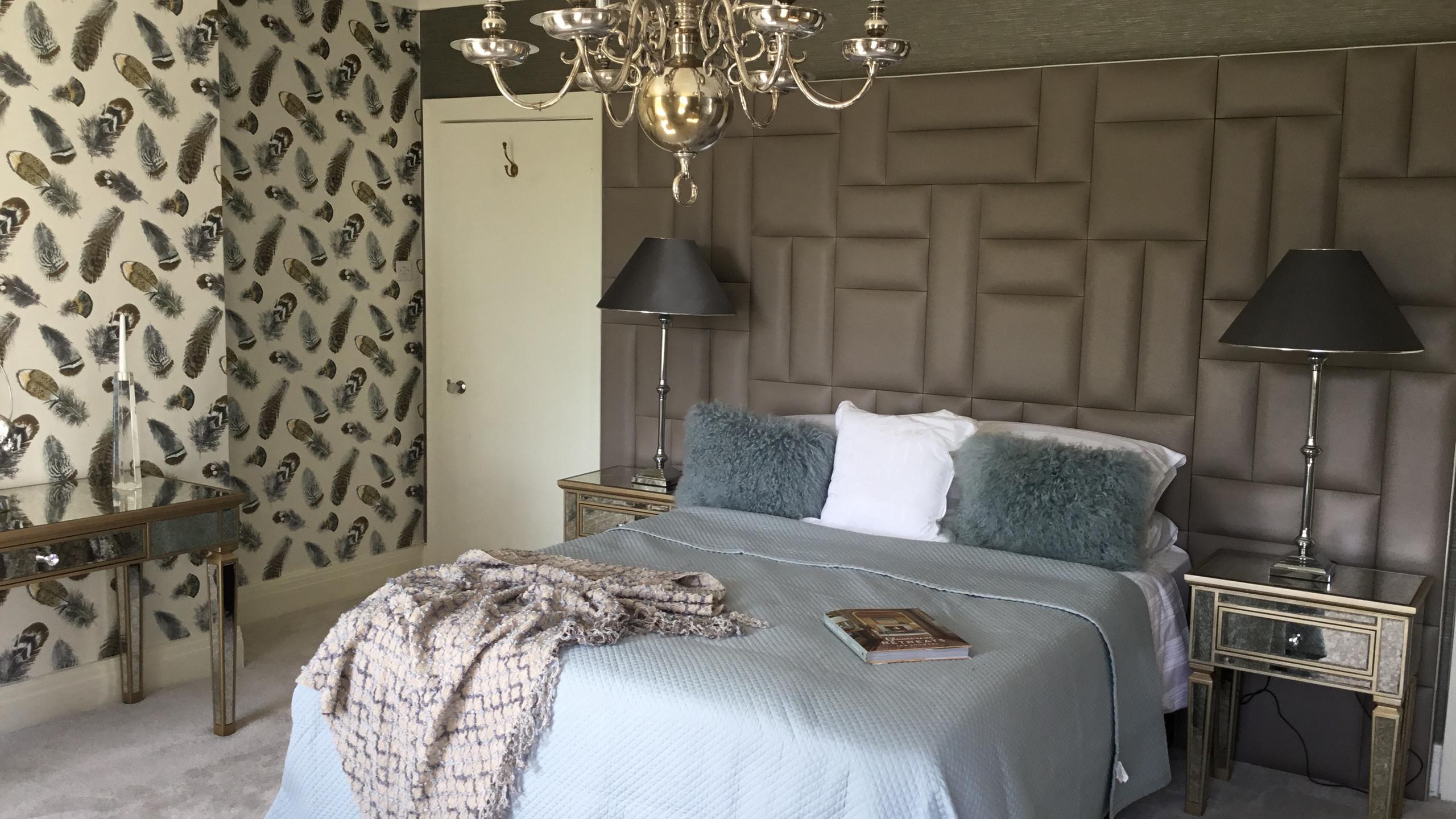 luxury bedroom, weekend getaways South Wales