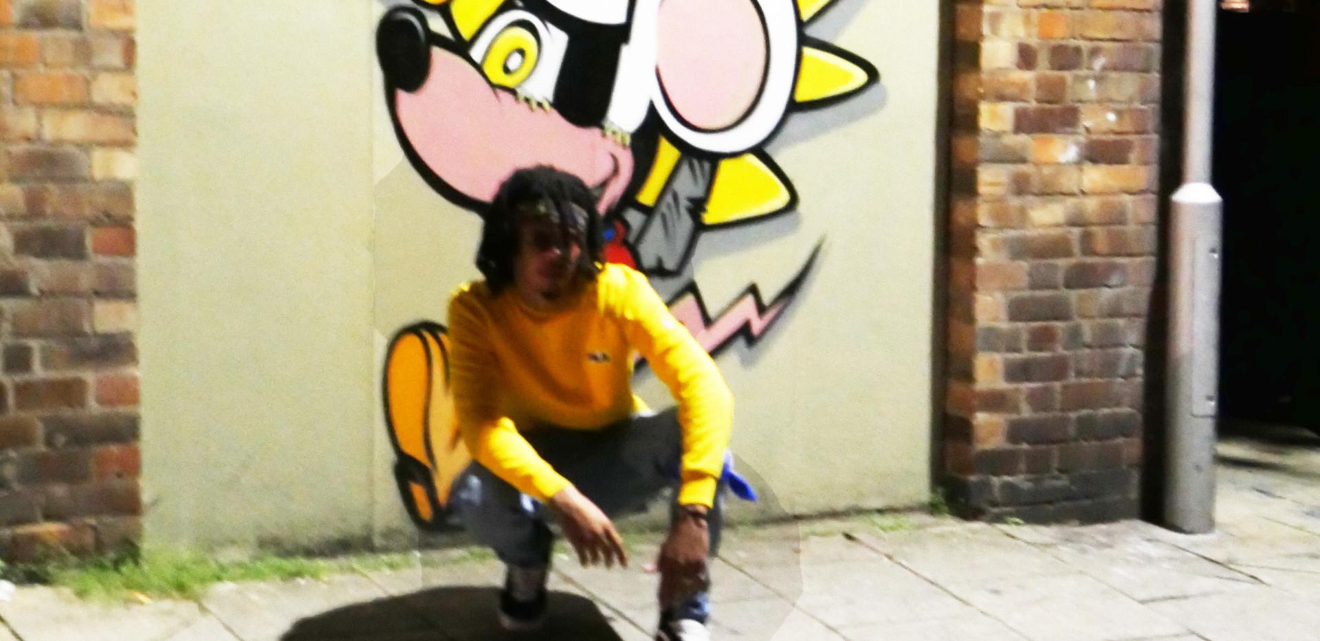 Nottingham UK Shoot