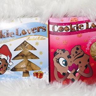 Cookie Lovers Package Design
