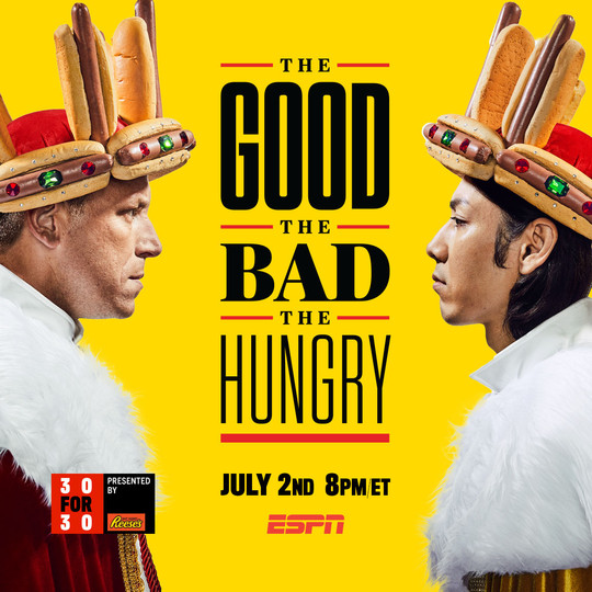 30 For 30 Films: The Good, The Bad, The Hungry