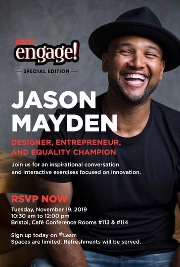 ESPN Engage: Jason Mayden