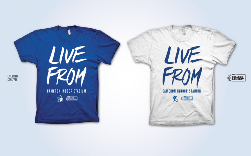 College GameDay Live From T-Shirts