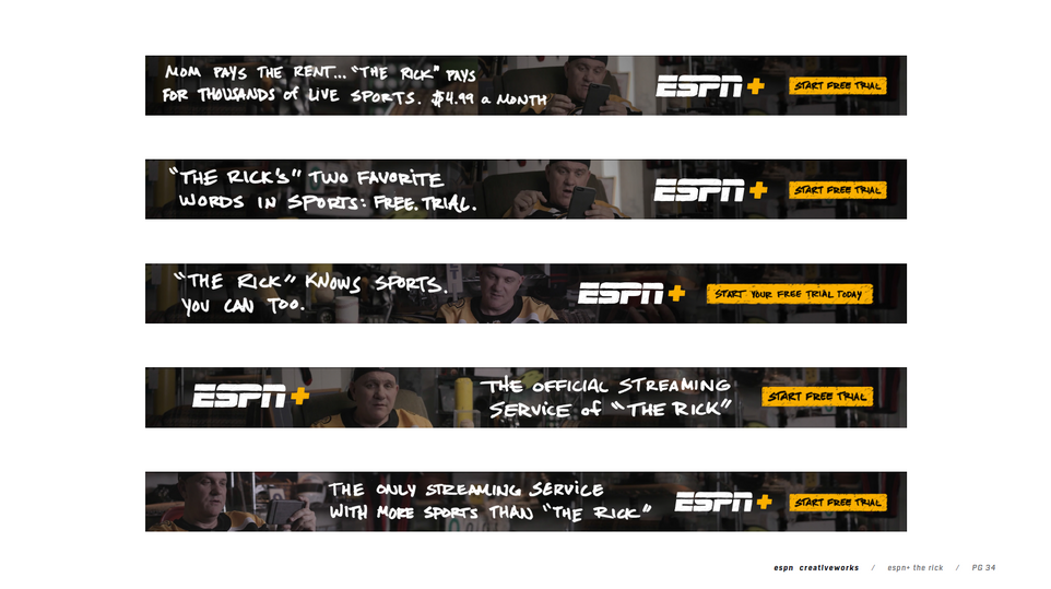 The Rick Web Ads II