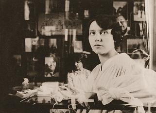 Portrait de Marthe Brigot, Varennes, 190