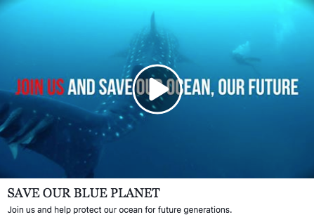 Save Our Blue Planet