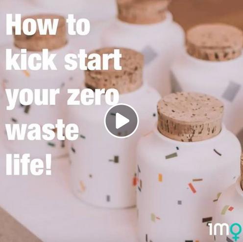 How to kick start your zero waste life!