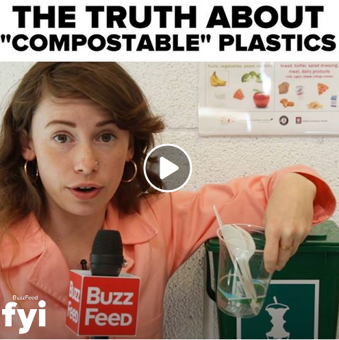 "The truth about ""compostable"" plastic"
