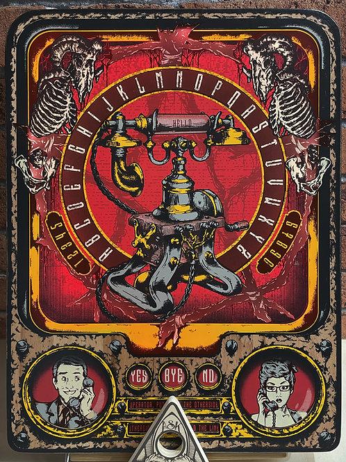 Ouija The Devil Evil Call