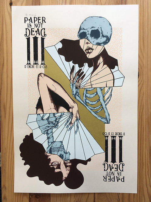 Paper is not dead III