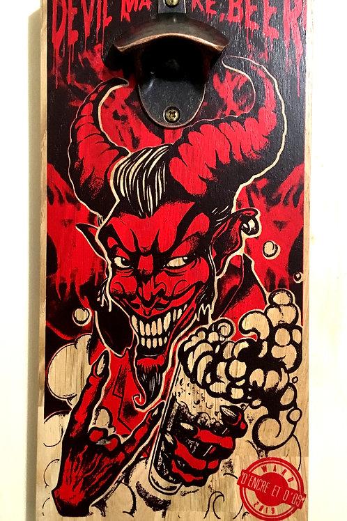 Devil make beer
