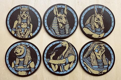 The Egyptian's Gods
