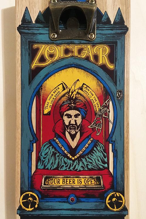 Zoltar says