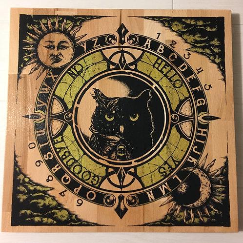 The Ouija Owl