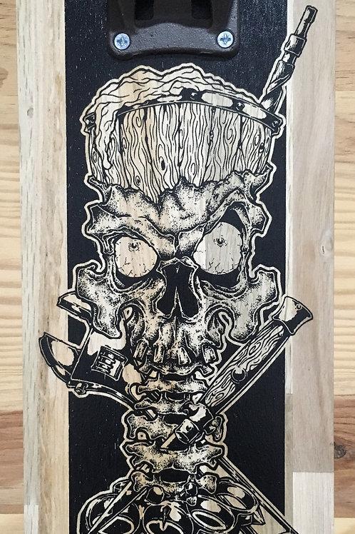 Skull & Beer