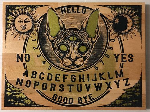 The Ouija Cat