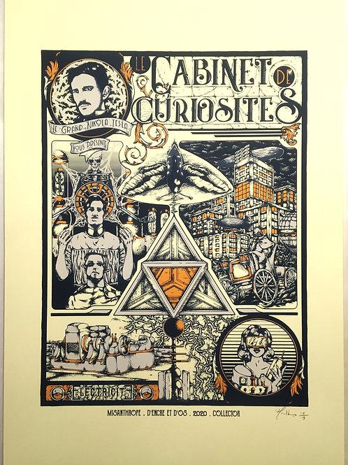 """Le Cabinet de Curiosités """"Collector"""""""