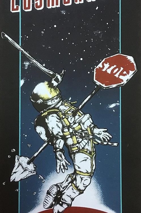 La Singulière perdition du Cosmonaute