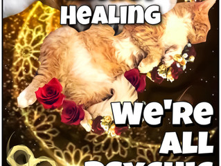 Energy Healing: Second Guest Apryl
