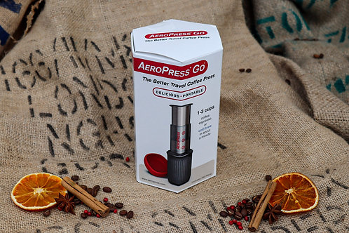 Aeropress GO bundle